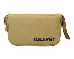 Ejército de EE. UU. 600D Pistola de Mano Táctica Pistola Bolsa de Herramientas Bolsa de Protección Al Aire Libre Accesorios Militares Bolsa de Pistola de Caza Pistola desde fabricantes
