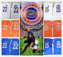Wholesale Florida Gators Jersey Tim Tebow - Youth Florida Gators Youth NCAA KID Football Jerseys 22 E.Smith 15 Tim Tebow HOT FREE SHIPPING Cheap Jerseys CHRISTMAS DAY KID Shirt