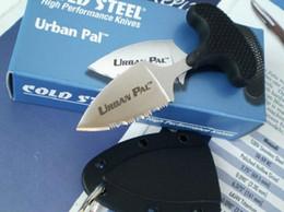 ACIER FROID URBAN PAL 43LS Petit couteau à lame fixe Fox Karambit Tactical Chasse Survie Survie Poche Super EDGE Utility EDC Collection d'outils ? partir de fabricateur