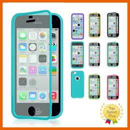 Wholesale Body Sharper - TPU Flip iphone 6s Case Wrap Up Mobile Phone Shockproof Cover 360 Degree FUll Body For iPhone 6s Plus Samsung S7 S6 Edge