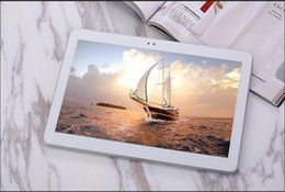 Wholesale Dual Core 1ghz 3g - Great 10.1 inch Android 6.0 MTK6736 Tablet PC 4G Tell Octa Core 4GB RAM 64GB ROM with GPS IPS Bluetooth phablet