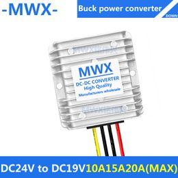Canada DC24V à DC19V, convertisseur abaisseur DC, module abaisseur 24V 19V, convertisseur de puissance étanche, allumage 24V 19V, 18V-40V à 19V, ordinateur portable supplier converter 24v dc Offre