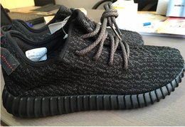 Wholesale Cheap Brown Bags - 2016 Cheap Y 350 boost Turtle Doves Moon rock Pirate Blacks Oxford Tan Wholesale Price With Box Bag Receipt Size 5