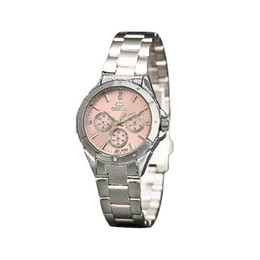 Wholesale Women Rhinestone Waterproof Watch - S5Q Women High Quality Luxury Stainless Steel Waterproof Watch Rhinestone Watches AAAFVS