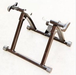 Wholesale Fitness Road - 2016 Mountain bike racks Indoor cycling fitness station   SJ-513A riding station Practical Fitness Equipment 24-26 inch Cycling training un