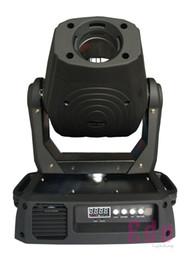 Wholesale 75w Moving Head - 75W stage dj dmx control LED Spot Moving Head Light professional disco light