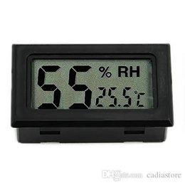 Wholesale Industrial Hygrometer - Mini Digital LCD Indoor Thermometer Hygrometer G00190 BARD