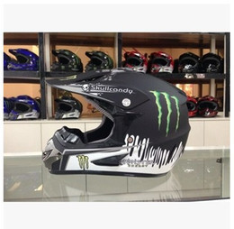 Wholesale Motorcycle Cross Helmets - Wholesale-Free shipping mountain bike cross-country motorcycle helmet full face dh CQR downhill mountain am small light off-road helmets