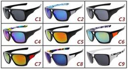 Wholesale Fox Mix - 2017 Newest Brand Designer Male Google Mirror Sunglasses Men Beach Sun Glasses Women Female Square Sun Glasses gafas de sol UV400 Fox 7968