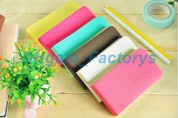 Wholesale R Notebook - Cute Smiling Face Notepads Carry On Memo Small Notebook Mini Strip Notepad A Variety Of Color Inside Page Jotter Universal 0 98xc R