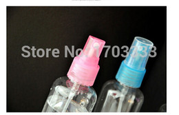 Wholesale Small Water Spray Bottles Wholesale - 100ml atomizing spray bottle Refillable Bottles small watering can plastic sub-bottling cosmetic bottle,makeup tools #YKS-06