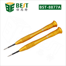 Wholesale Laptop Opening Tools - BST-8877A Screwdriver BEST 1 in 1 Screwdriver Set Grade Quality phone Opening Repair tool for iphone, Samsung, Laptop+Free shipping