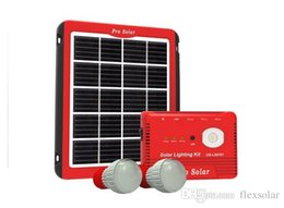 Wholesale Solar Powered Lights For Camping - 5W solar power lighting USB Output Solar Battery Charger for Travel Camping Compatible with Phone,Samsung,Power bank