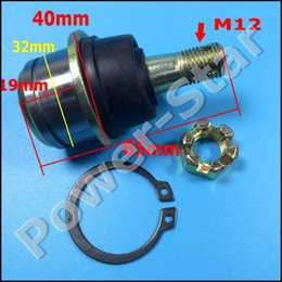 Wholesale Joint Rod Ends - Wholesale- Hisun 400CC 500CC 700CC 800CC ATV QUAD UTV Ball Joint Tie Rod End Assy