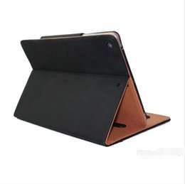 Wholesale Cheap Leather Ipad Air Cases - Business, leisure, professional or interesting for the Air with a cheap tablet cases 2, 3, 4, 5 and 6 Air Mini Mini2 Mini3