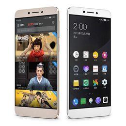 2019 melhor celular mp3 player Original LETV Le1s Le 1s MTK Hélio X10 2.2 GHz 64-Bit Octa Núcleo 5.5 polegada 3 GB RAM 32 GB 4G LTE Smartphone telefone