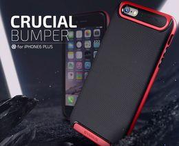 Wholesale Tough Armor Case Iphone 4s - For Iphone 6 Case Crashproof Hybrid Hard Armor Tough Shockproof phone Case Mix iPhone 4s 5 5s Note4 Note3 Cases