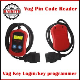 Wholesale Vw Pin Code Reader - 2017 hot sales VAG PIN Code Reader Key Programmer VAG KEY LOGIN for Audi Seat Skoda vag key programmer pin reader
