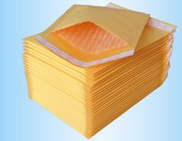 Wholesale Bubble Envelopes Wholesale - 4.7*6.3 inch 12*16cm+4cm Kraft Bubble Mailers Envelopes Wrap Bags Padded Envelope Mail Packing Pouch