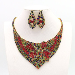 Wholesale Snake Earrings Rings - Fashion high quality gold plated jewelry necklace bracelet earrings ring Africa, yue leah pearl jewelry suit female charm bridal accessories