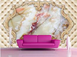 Deutschland Foto wand papier Europäischen nachahmung marmor mural wallpapaer rolle schlafzimmer 3d bodenbelag mural tapete für wohnzimmer cheap marble floors Versorgung