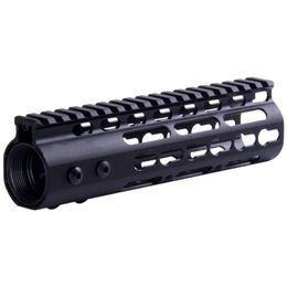 Wholesale Ar Rail Systems - Sinairsoft Free Float NSR 5.56 RIS Super Slim Handguard One Piece Top Rail KeyMod System For AR-15 M4 M16