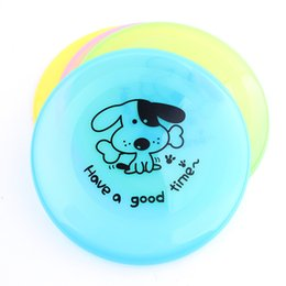 Wholesale Dog Frisbee Toys - 2017 Hot Sell Flying Discs Dog With A Frisbee Pet Dog For Frisbee Dog Toy Entertainment Or Training