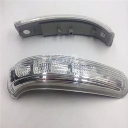 Wholesale Turn Signal Rear View Mirror - For Chevrolet Captiva Rear view Mirror Turn Signal Light Car RearView Side Led Lamp 2008 - 2014
