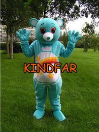33a715057e All'ingrosso-Nuovo Arcobaleno dell'orso del costume della mascotte adulta del  vestito operato dal personaggio dei cartoni animati di Carnevale Outfits  Suit ...