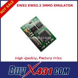 Wholesale Ews2 Emulator - Wholesale-Wholesale 5pcs lot Top quality EWS2 EWS3.2 Immo Emulator for EWS IMMO Immobilizer with factory price + Free Shipping