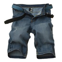 Wholesale Short Jeans Design - Wholesale-2016 Summer Men Classic Denim Short Jeans Original Design Shorts Fashion Casual men jeans Hot Sale DK3659