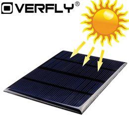 Wholesale Cell Module - Solar Panel 12V 1.5W Epoxy Solar Panels Mini Polycrystalline Silicon Solar DIY Module 115x85mm