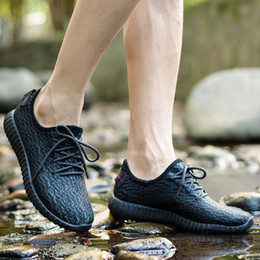 Wholesale Medium Time - breathable and massage Motion Lovers Coconut Casual Ventilation Leisure Time Run Shoe Student Tide Male US7
