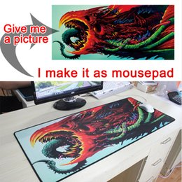 Wholesale Brand Computer Mouse - MAIRUIGE Brand CSGO Monster Super Large Mouse Pad Game Player Tablet Computer Slippery Mouse Game Keyboard Pad