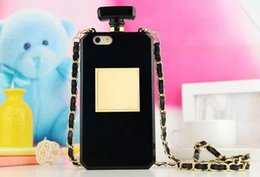 Wholesale Apple S4 Mobile - mobile phone cases perfume bottle case For galaxy s5 i9082 s4 i9500 ip 5S 6S