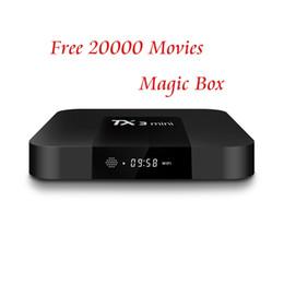 Argentina Películas gratis magic box 20000 películasS francés inglés películas en árabe MXQ PRO V88 xiaomi X96 start movie Suministro