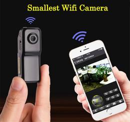 Wholesale Micro Mini Wireless Hidden Cameras - Mini Spy Camera, Security DV, Hidden Wifi IP Wireless Cam ,Secert Micro Candid Small Camcorder, Digital Camera ,Espia Recorder