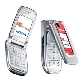 Móvel de banda quádrupla desbloqueado on-line-Remodelado NOKIA 6131 Telefone Celular 2.2Inch Tela Quad Band 2G GSM Desbloqueado Filp Celular