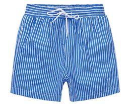 Wholesale Vertical Stripe Shorts - Wholesale-Explosion Models Summer Men's Large Size Beach Pants Men's Quick-drying Shorts Vertical Stripes Board Shorts AXD1400