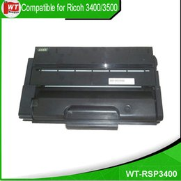 Wholesale Compatible Toner For Ricoh - Ricoh toner SP 3400, Compatible Toner Cartridge for Ricoh Aficio SP 3400 3410 3500 3510 OEM No. :406522 ; BK - 5,000 pages