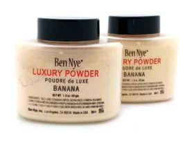 Wholesale Dark Bottles - Shipping FAST!!Ben Nye 1.5oz Bottle Luxury Powder 42g 85g New Natural Face Loose Powder Waterproof Nutritious Banana Brighten in stock!