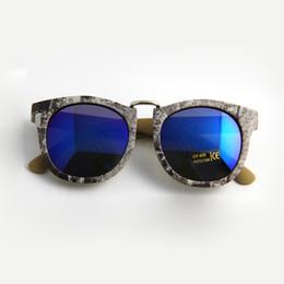 Wholesale Square Sunglasses Wholesale Oversized - Hot Sales Women Ladies Fashion Sunglasses round shape Summer Black Oversized PC UV Sun glasses Free Shipping 2017
