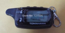 Wholesale Panic Button Alarm System - 2014 Free Shipping Tomahawk TW9030 remote two way car alarm sytem Tomahawk TW 9030 alarm system panic button