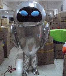 Wholesale Alien Carnival Costumes - Free shipping 2016 Professional custom silver edition alien mascot costumes cartoon Halloween mascot costume