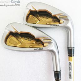 2019 golfe honma Nova Cooyute Golf Clubs HONMA S-05 4 Star Golf Irons definir 4-11. E Grafite Eixo de golfe e Clubes ferros headcover Frete grátis golfe honma barato