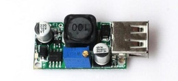 Wholesale Wholesale Boost Mobile Phones - DC-DC lithium boost module 3V L 5V-9V adjustable current 2A DIY mobile phone standby power