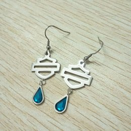 Wholesale United Number - Europe and the United States stainless steel earrings, earrings
