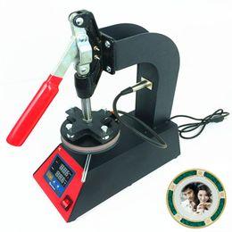 Wholesale Semi Automatic Heat Press Machine - Plates heat transfer machine,plates heat press machine,DIY plates