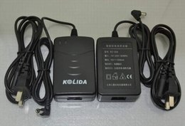 Wholesale New Kts - Wholesale Retail New Kolida KC-20A Charger For KTS-442 KTS-552 Series Total Station For KB-20 KB-20C KB-25 battery Free Shipping