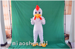 Wholesale Custom Chicken Costume - Adult size, factory direct high quality Saucy chicken Christmas Halloween party Mascot Costumes free shipping